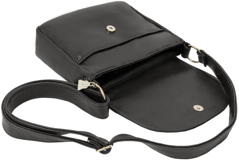 Black Vegan Unisex Messenger  - product images  of