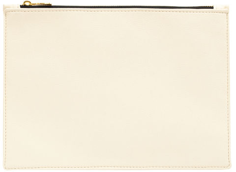 Large,White,Vegan,Clutch, clutches,  white fashion bags, ethical bags