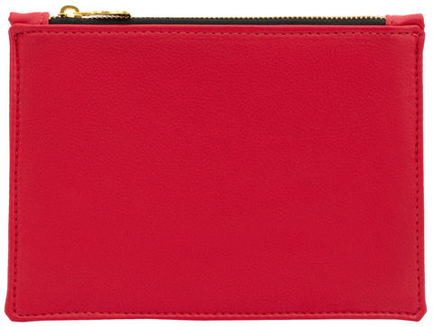 Large,Red,Vegan,Clutch,red vegan bags, clutch bags, vegan clutch bags,