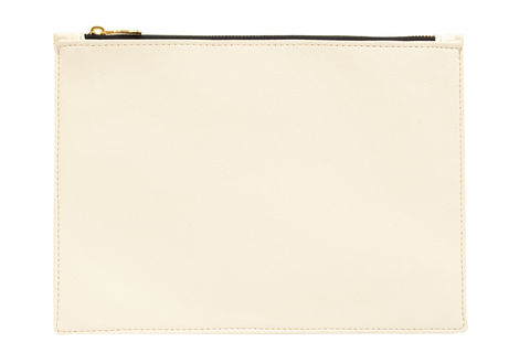 Small,White,Vegan,Clutch,White vegan bags, vegan pouch, clutch bags, sustainable, cork