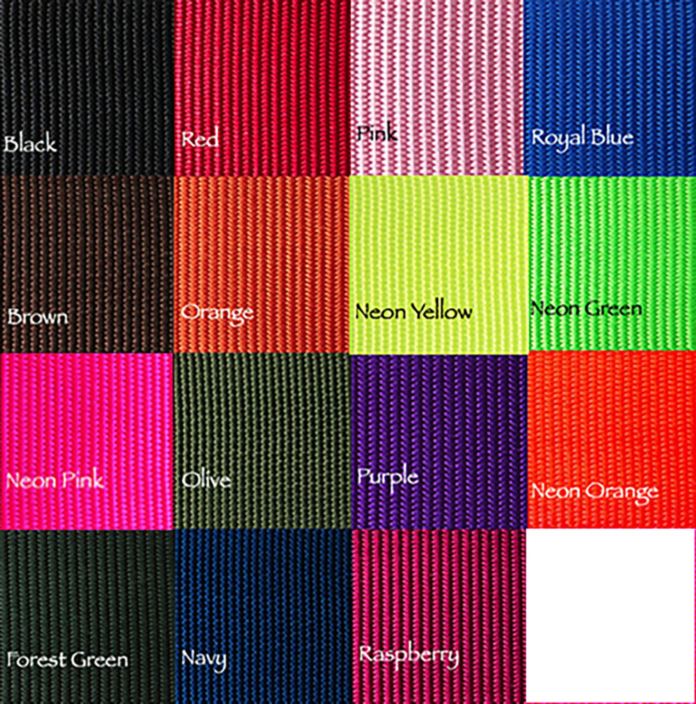Solid Nylon - Choose Your Color - product images  of