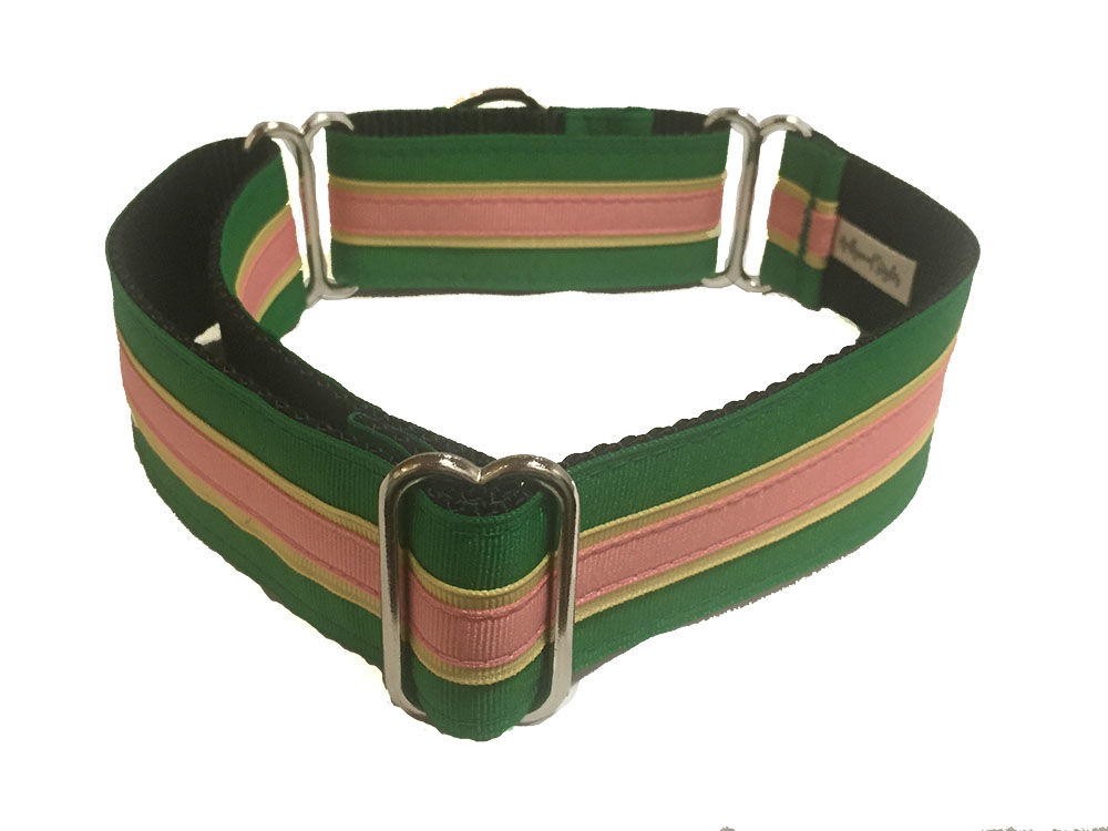 Green and Pink Striped - product images  of
