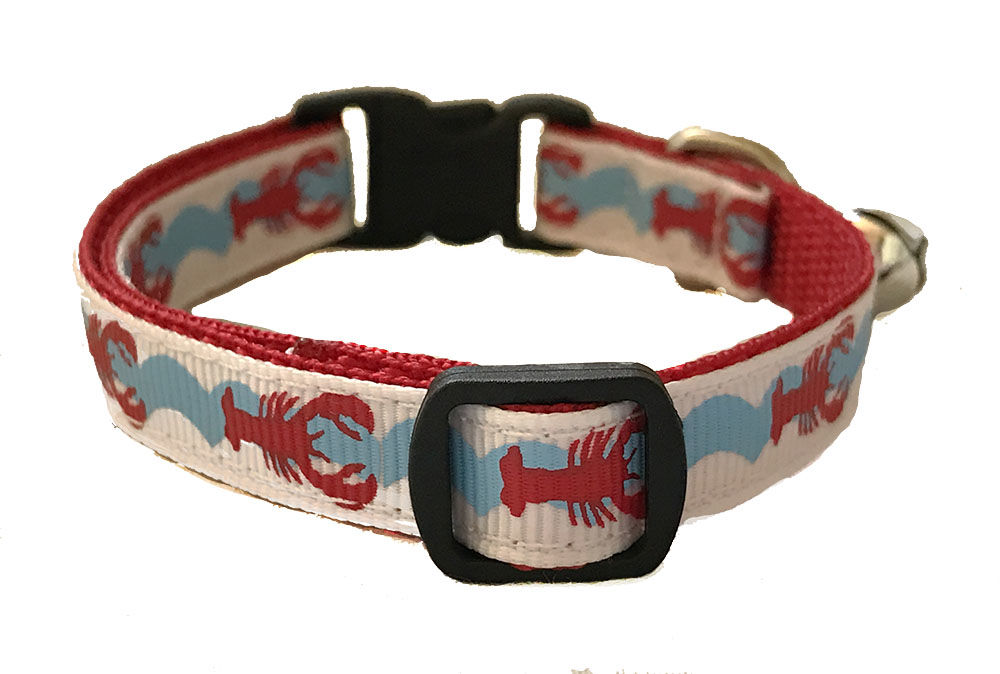 Lobster Trap Cat Collar - product images  of