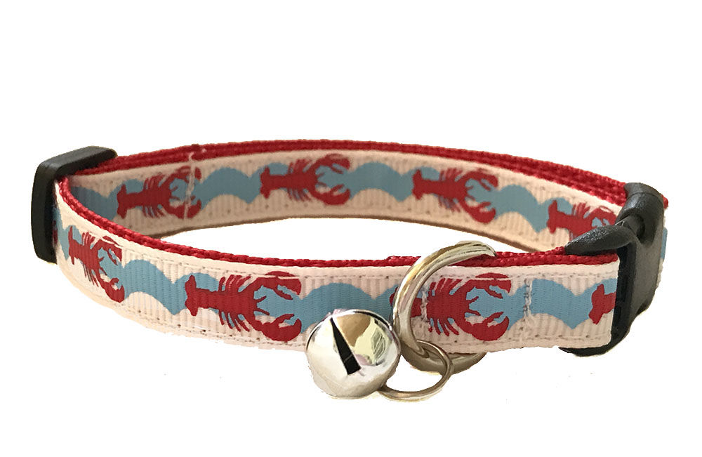 Lobster Trap Cat Collar - product image