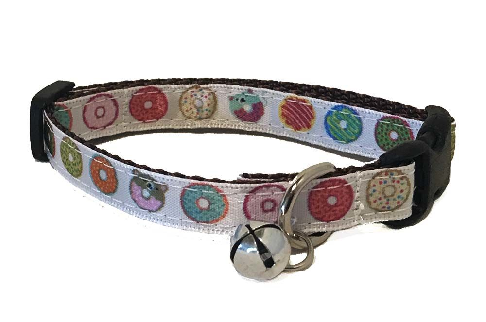 Donut Cat Collar - product image