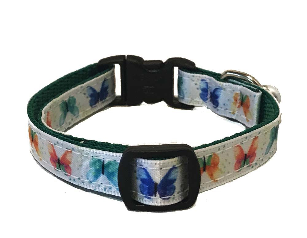 Butterfly Cat Collar - product images  of