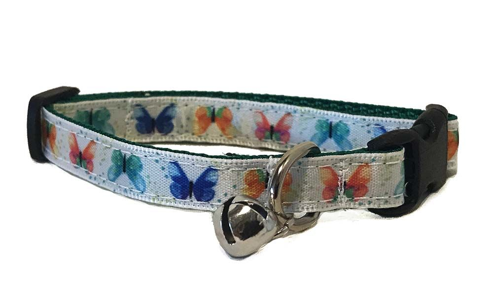 Butterfly Cat Collar - product image