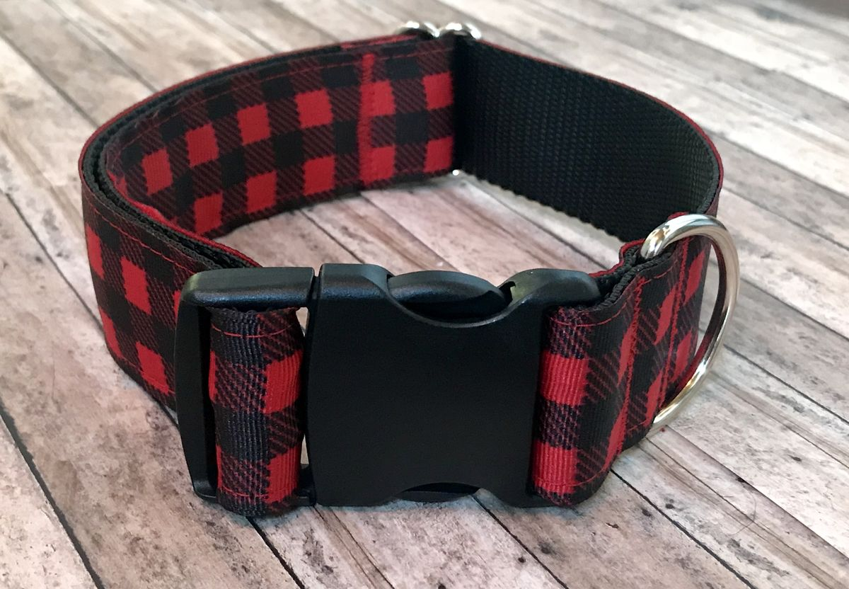 Buffalo Plaid Red - product images  of