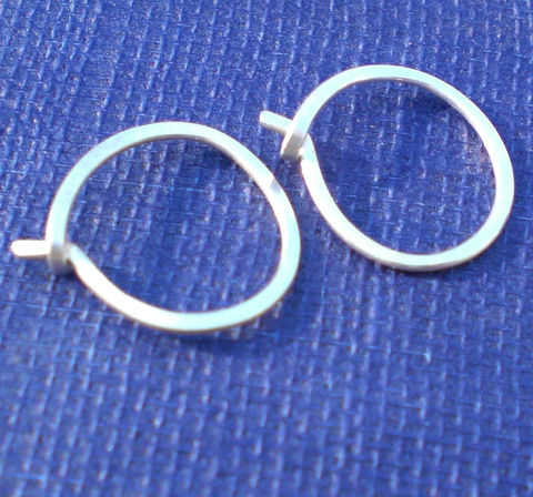 Small,Hammered,Sterling,Silver,Hoops,Earrings,Jewelry,Hoop,extra_small_hoops,2nd_hole,3rd_hole,circle,19_gauge,sterling_silver_hoop,sterling_earrings,sterling_hoops,silver_earrings,silver_hoops,sstargell,small_silver_hoops,steph_stargell,sterling_silver