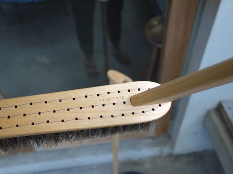 Long Handled Brush and Pan - product images  of