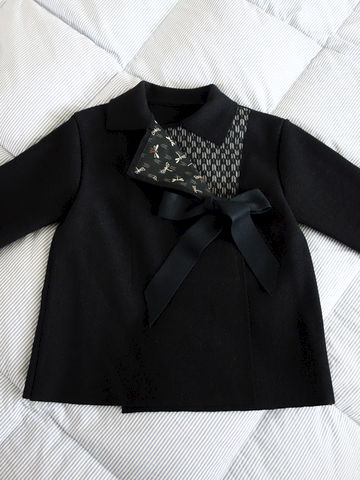 Marilyn,Sainty,Baby,Jacket,Marilyn Sainty, baby, coat, infant, wrap, kimono, jacket