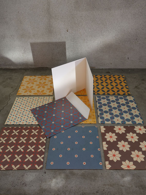 Square envelopes with card - product images  of
