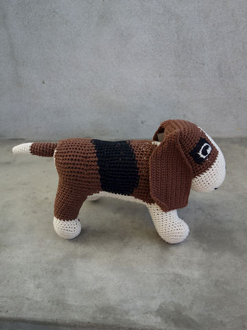 Crochet Fine Basset - product images  of
