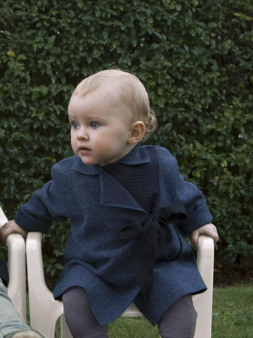 Marilyn,Sainty,Baby,Jacket,Marilyn Sainty, baby, coat, infant, jacket, wrap, kimono