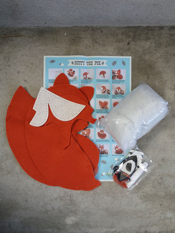 Make Your Own Rusty The Fox - product images  of