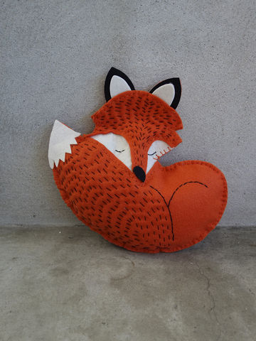 Make,Your,Own,Rusty,The,Fox,craft, felt, kit, fox, make your own, Rusty, Rusty the Fox, project, kids, children, childs, child's, kid's, school holidays, fun, toy