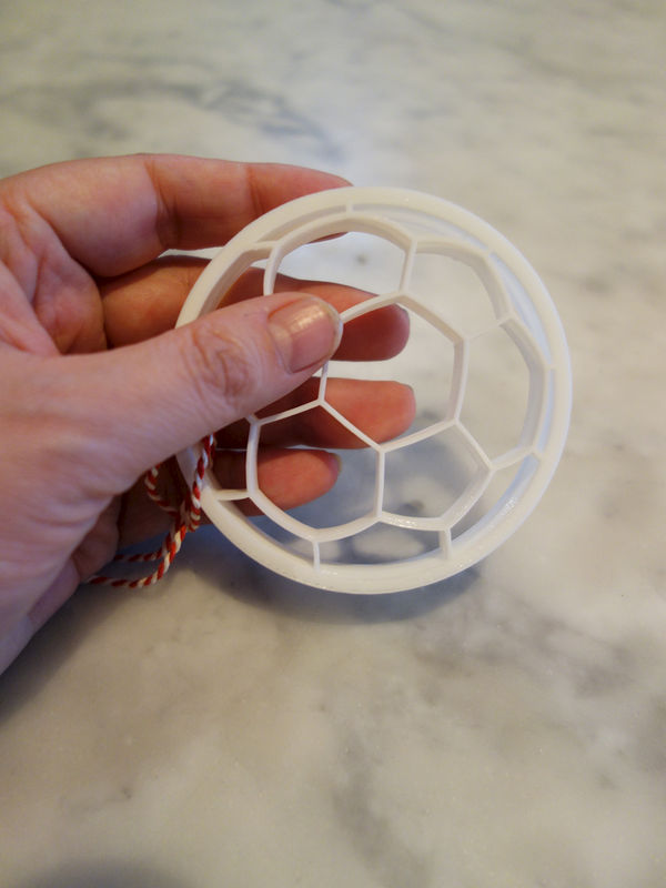 Football Cookie Cutter - product images  of