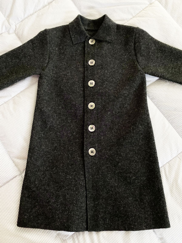 Marilyn Sainty Baby Coat - product images  of