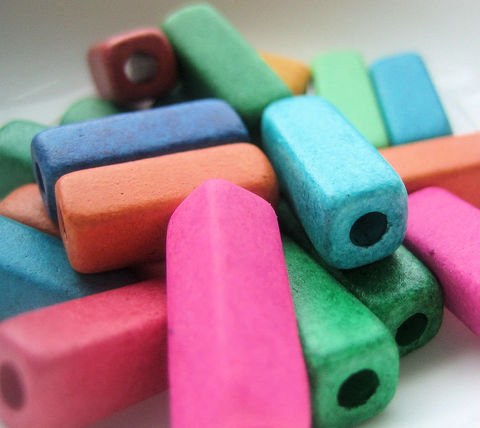 Square,Tube,Beads,Greek,Ceramic,Matte,Bright,Colours,20,Greek Ceramic beads, tube beads, rectangle beads,rectangular tube beads, square tube beads, matte ceramic beads, bright colours, ceramic brites