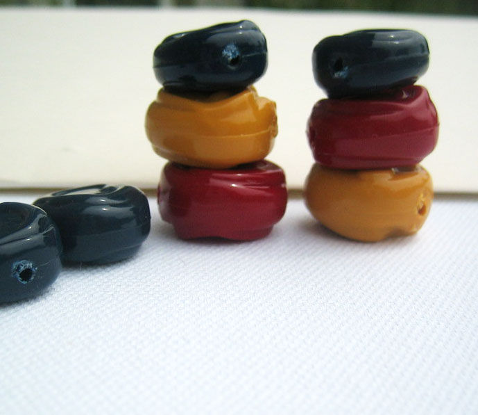 Chunky Vintage Beads Variety Set - product images  of
