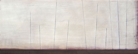 Testing,Ground,painting,art,abstract,lines,plywood,sky