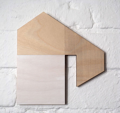 utopian,4,-,white,plywood,lasercut,house,building,architecture,wall sculpture, painting
