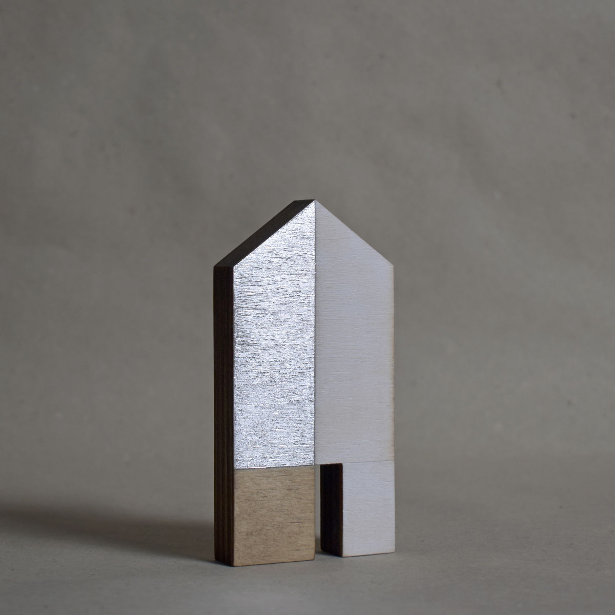 House - white/silver no.3 - product images  of