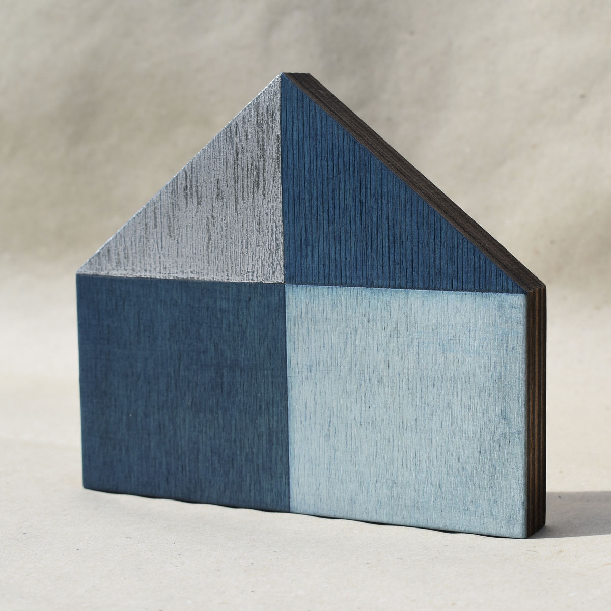 House - blue/silver no.31 - product images  of