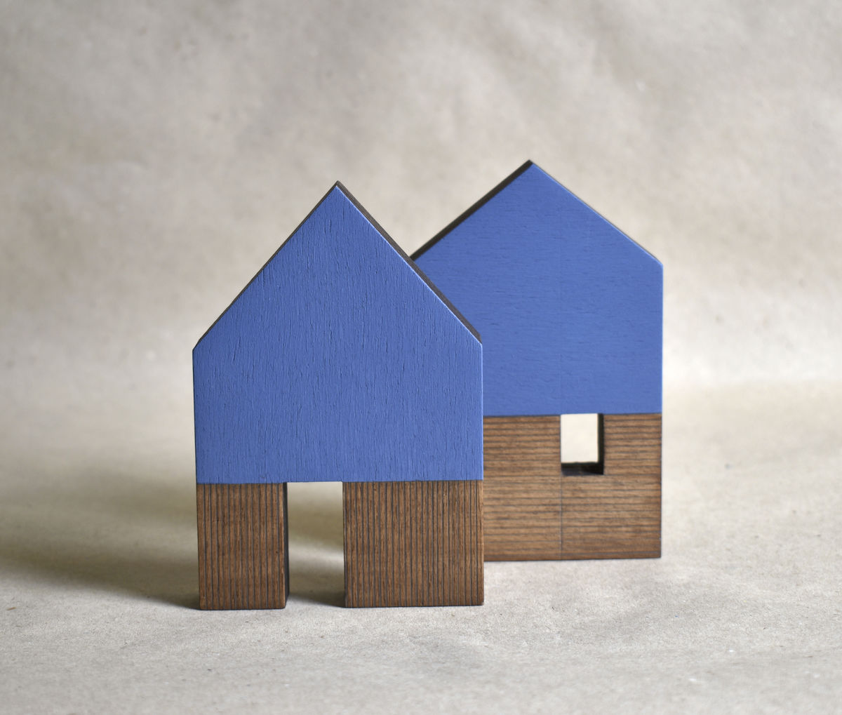 House - bright blue no.38 - product images  of