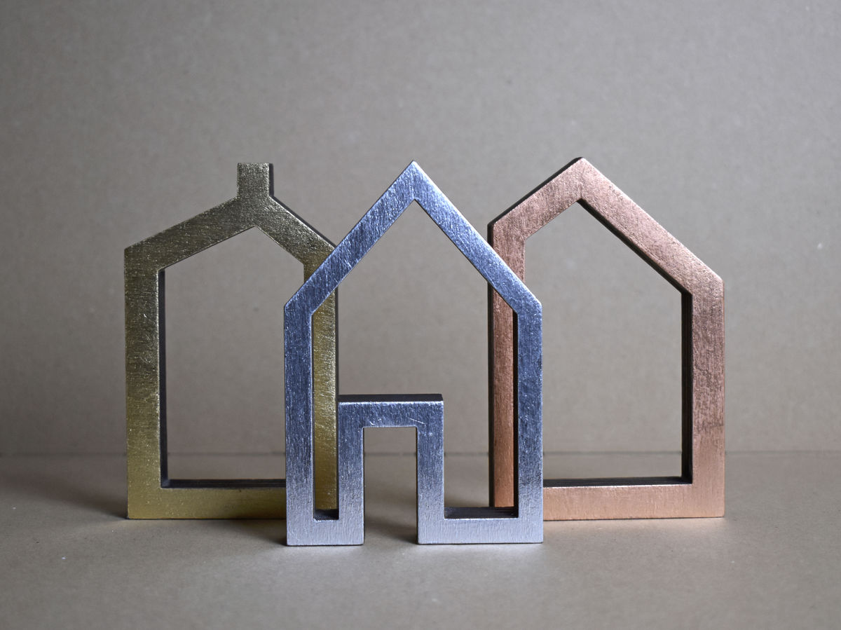 Copper House 4 -  outline - product images  of