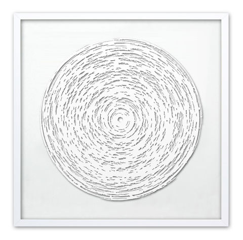 Cyclone,lasercut, movement, framed, wind, nature, silhouette, circular