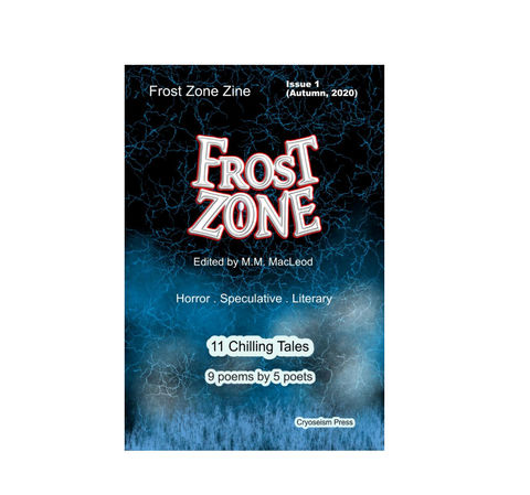 Frost,Zone,Zine,issue,1,fiction magazine, short stories, Canadian lit mag, ezine, ebook, pdf journal, pdf magazine, Candian writers