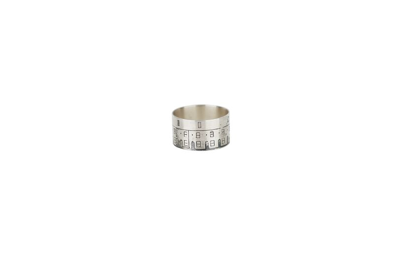 ring-Terraced house ring - product images  of