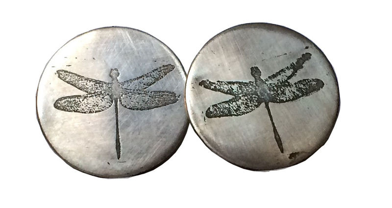 dragonfly studs - product images  of