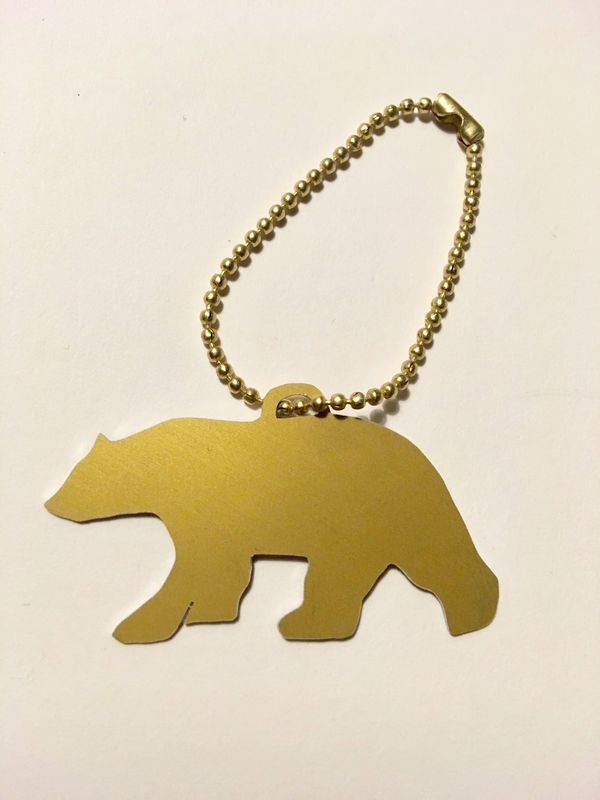 Personalised Polar bear Christmas decoration - product images  of