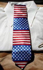 Mens,American,Tradition,Silk,Tie,In,Red,White,And,Blue,men's tie, men's American Tradition tie, red tie, white tie, blue tie, red white and blue tie, made in USA, men's patriotic tie, men's accessory