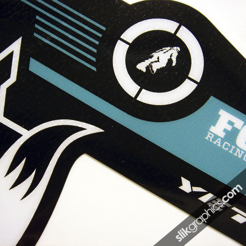 Yeti Edition Decal Kit for Fox Forks - product images  of