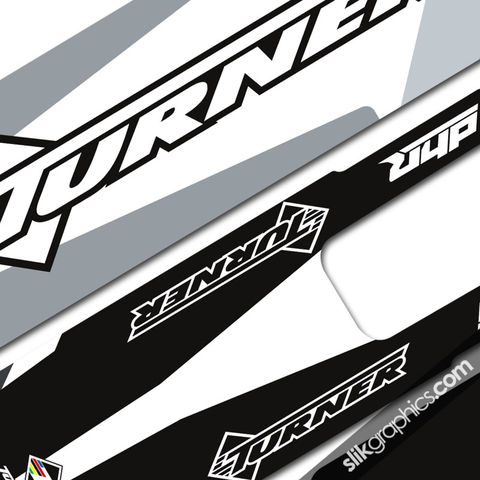 Turner,DHR,Style,Decal,Kit, DHR, decals, stickers