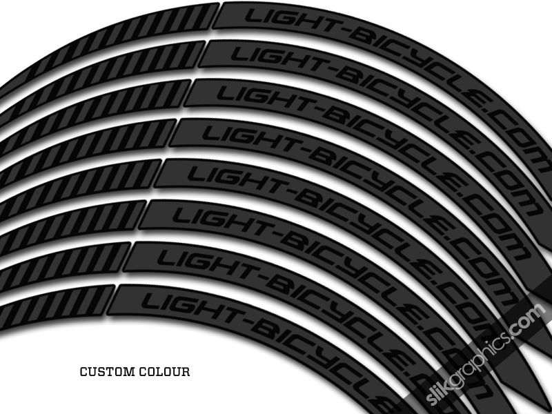 Light-Bicycle 29er Style Decal Kit - product images  of