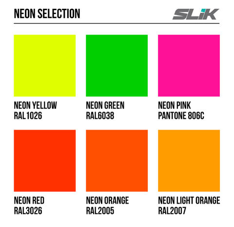 Pantone Colors Neon Orange Colorpaints Co