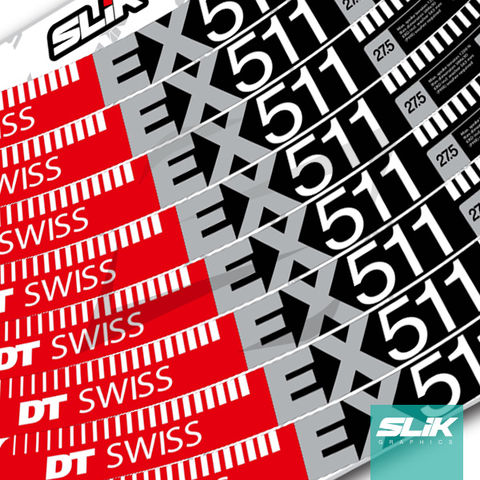 DT,Swiss,EX,511,Style,Decal,Kit,DT Swiss, EX 511, EX511, Enduro, rim decals, rim stickers,