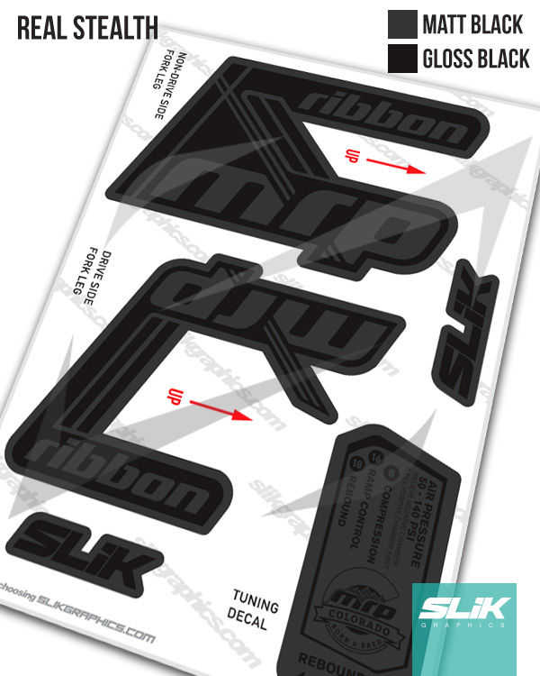 MRP Ribbon Air Decal Kit - product images  of