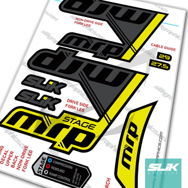 MRP Stage Decal Kit - product images  of
