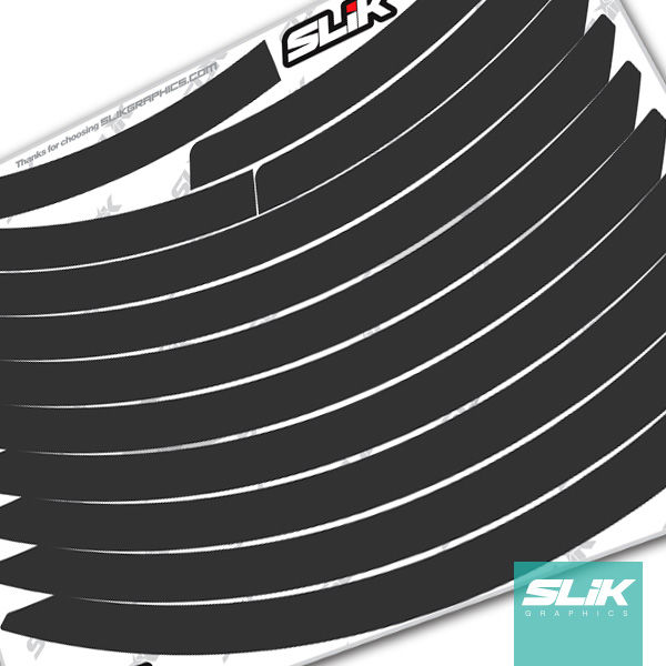 Decals for NoTubes ZTR Arch Mk3 Rims - product images  of