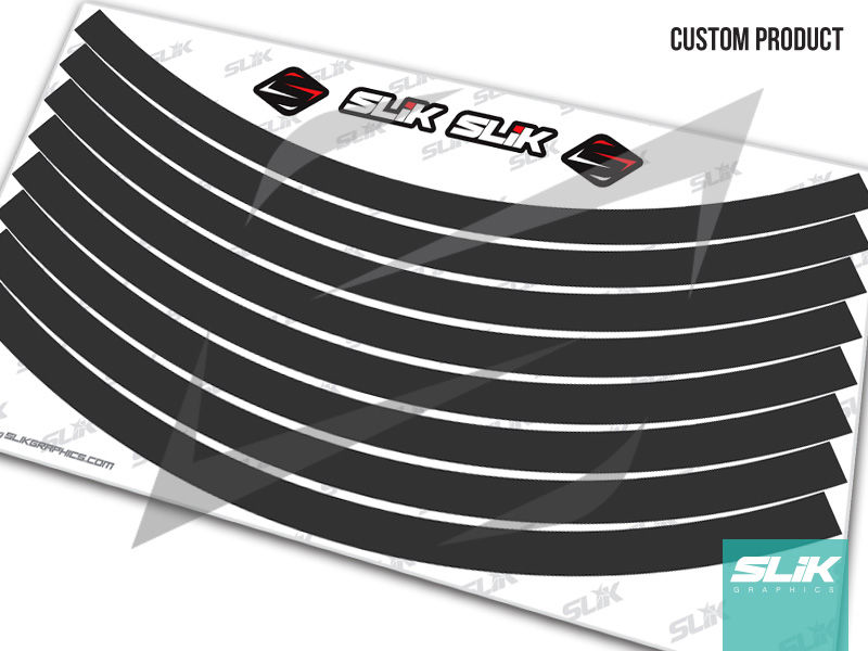 Decals for NoTubes ZTR Flow S1 Rims - product images  of