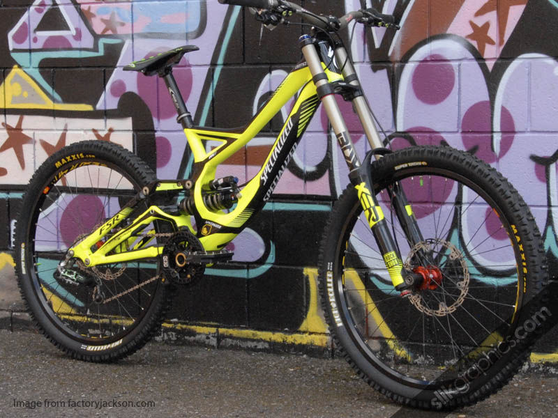 Specialized Demo Boxxer Decals - product images  of