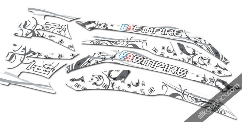 Empire AP-1 Decal Kit 'OEM' - product images  of