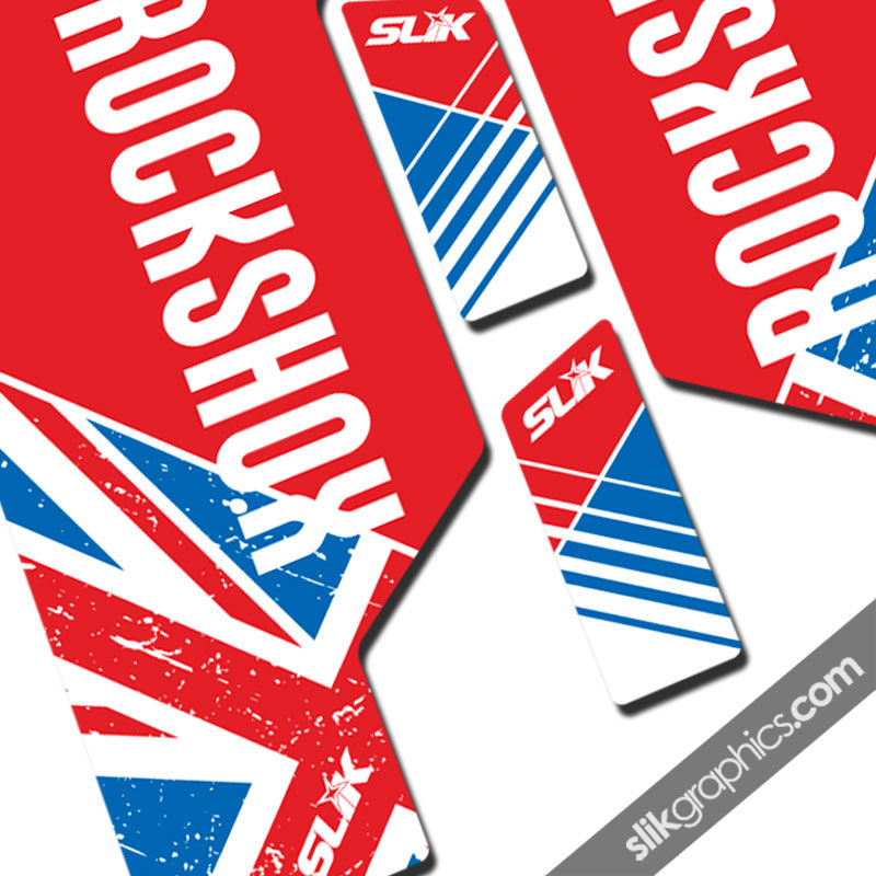SSP Protective Boxxer Decal Kit - Union Jack - product images  of