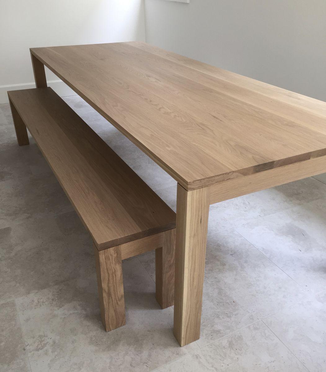 Slimline Oak Table   Product Images Of ...