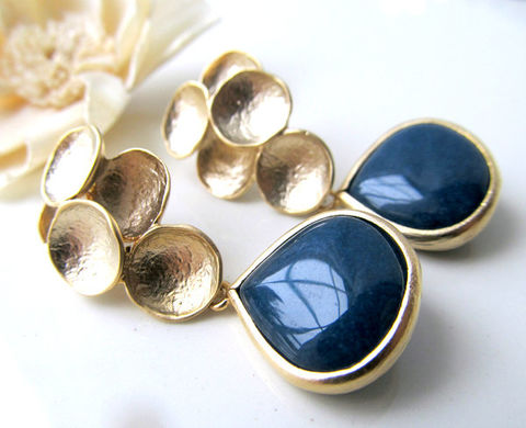 Midnight,Blue,Teardrop,Dangle,Earrings,,Monaco,Matte,Gold,Retro,Costume,Jewelry,,Large,Earrings,Jewelry,midnight_blue_dangle,dangle_earrings,blue_retro_earrings,blue_gold__earrings,matte_gold_earrings,16k_gold_plated,blue_stone_earrings,costume_jewelry,large_blue_earrings,large_gold_earrings,blue_framed_stone,gold_framed_stone,valent